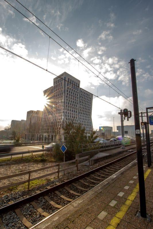 TrainMore Parnassusweg non-stop club foto exterieur
